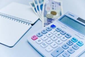 税額などを算出できる消費税計算